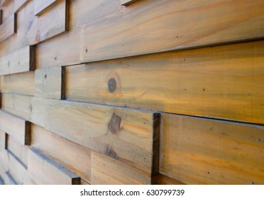 old plank brown wood texture background vintage retro style. Layer wood plank wall for decoration.