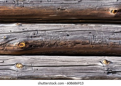 Old planks texture