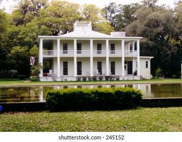 Old Plantation in Florida