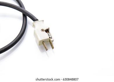 Old plug, crash, dangerous, risk, life, safety,