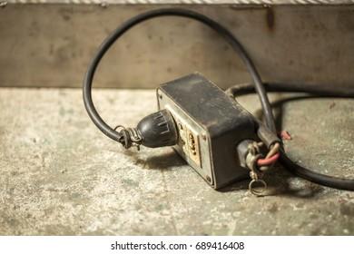 Old plug works great.