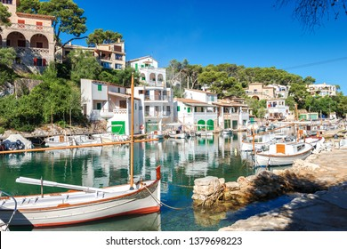 At the old port of Cala Figuera, Majorca