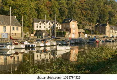 The Old Port of Dinan France