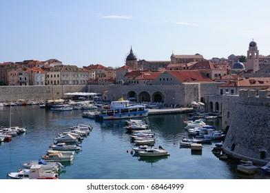 Old Port - Dubrovnik, Croatia
