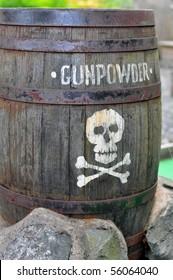 Old powder keg