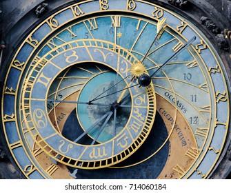 old prague astronomical clock