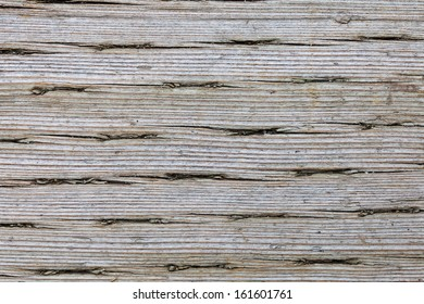 Old Pressure Treated Wood Macro Texture and Details