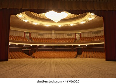 old provincial theater