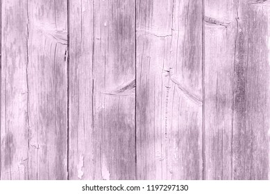 An old purple worn wood board background, texture