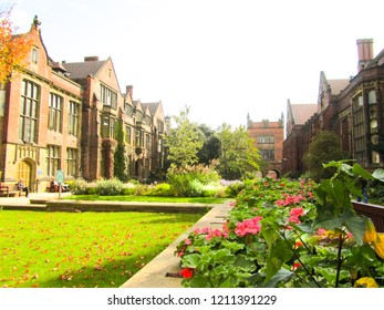 Old Quadrangle at Newcastle University
