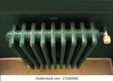 old radiator 1