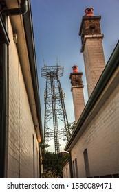 Old radio tower, Bondi Junction