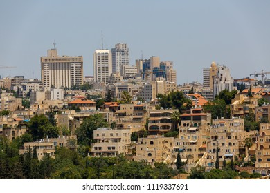 Old residential quarters of Jerusalem