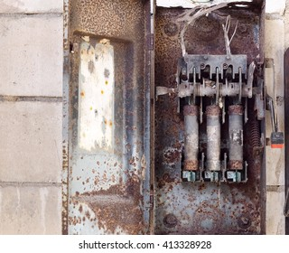 electrical installation stock photos vintage images shutterstock rh shutterstock com