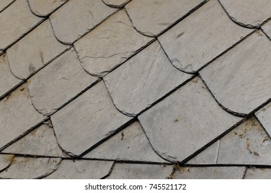 old roof detail