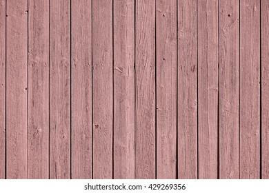 Old rose quartz colored grunge wood panels. Good as background