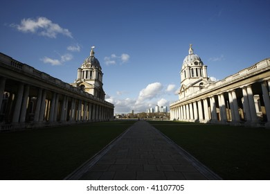 Old Royal Naval Hospital, Greenwich, London