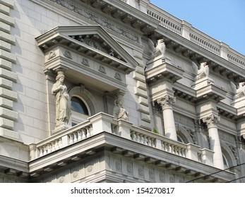 The Old Royal Palace, Belgrade, Serbia