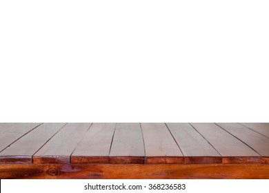 Old rubber wood wall and floor texture background