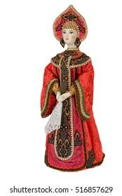 Фотообои Old Russian Traditional Folk Dolls