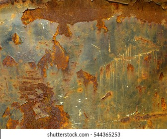 Old rusted metal, Metal corrode texture background