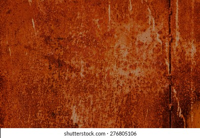 Old rusted metal. grunge texture background