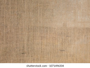 Old rustic fabrics background texture. Linen cloth cover.