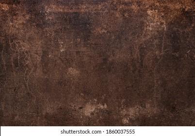 old rusty brown grunge background - Shutterstock ID 1860037555