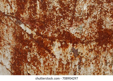 Old Rusty metal texture and backgrounds.