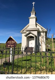 Old Saint Mary's Church, Nicasio California