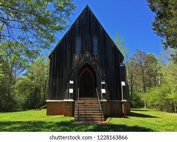 Old Saint Likes Church Cahaba Alabama