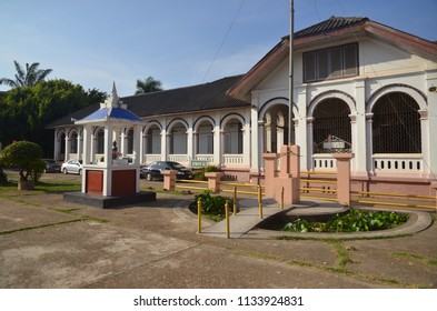 Old School Building, Nakhonpanom, Thailand