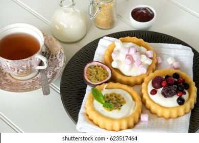 old school style tea at five afternoon service set cake sweet traditional table hotel cheesecake sugar pot china cup