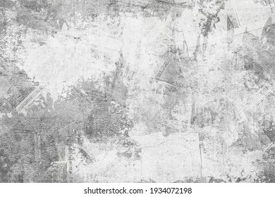 OLD SCRATCHED PAPER TEXTURE, GRUNGE BLACK AND WHITE TEXTURED PATTERN, DIRTY BACKDROP