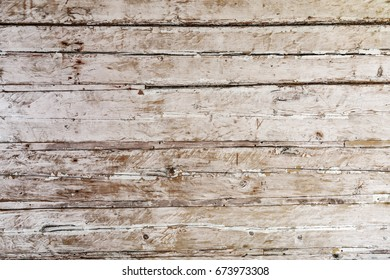 Old scratched tree log wall background