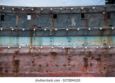 Old ship texture