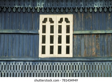 old shutters for background