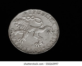 Old silver coins numismatics