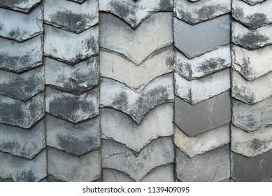 old slate tilex background
