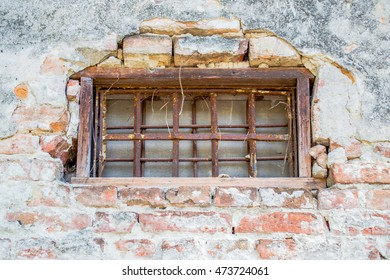 Old small window