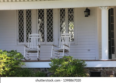 old southern porch rocking chair