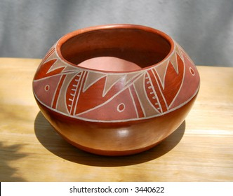 Old Southwestern Indian Bowl