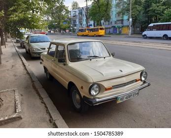 ЗАЗ-968 МП — история модели, фото, цены | 280x347