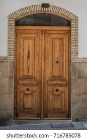 old spanish door & Old Spanish Door Images Stock Photos \u0026 Vectors   Shutterstock