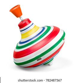 Old Spinning Top