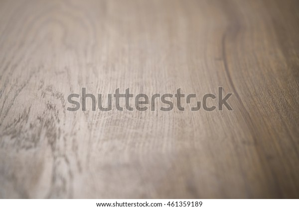 old stained oak wood table angle background