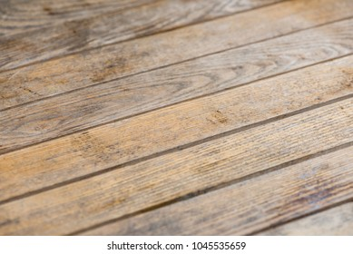 Old stained wooden background