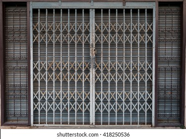 Sliding Gate Images Stock Photos Amp Vectors Shutterstock
