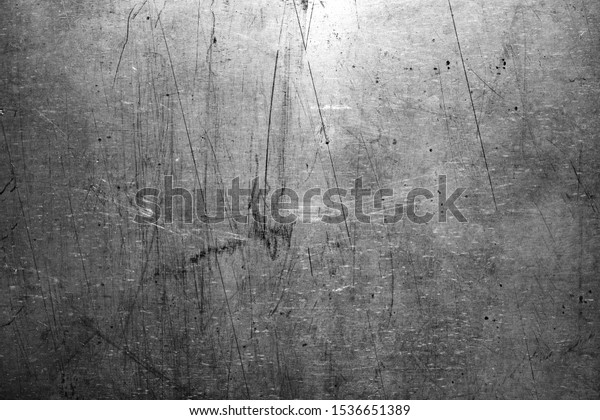 Old steel texture, scratched metal background