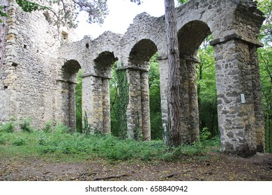 old stone aqueducts
